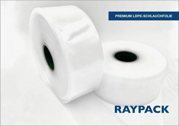 Premium LDPE-Schlauchfolie