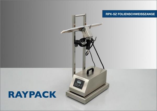Folienschweißzange RPX-SZ aus Edelstahl für Reinraum