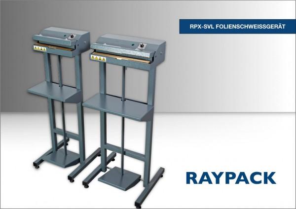 Folienschweißgerät RPX-SVl für Alubeutel